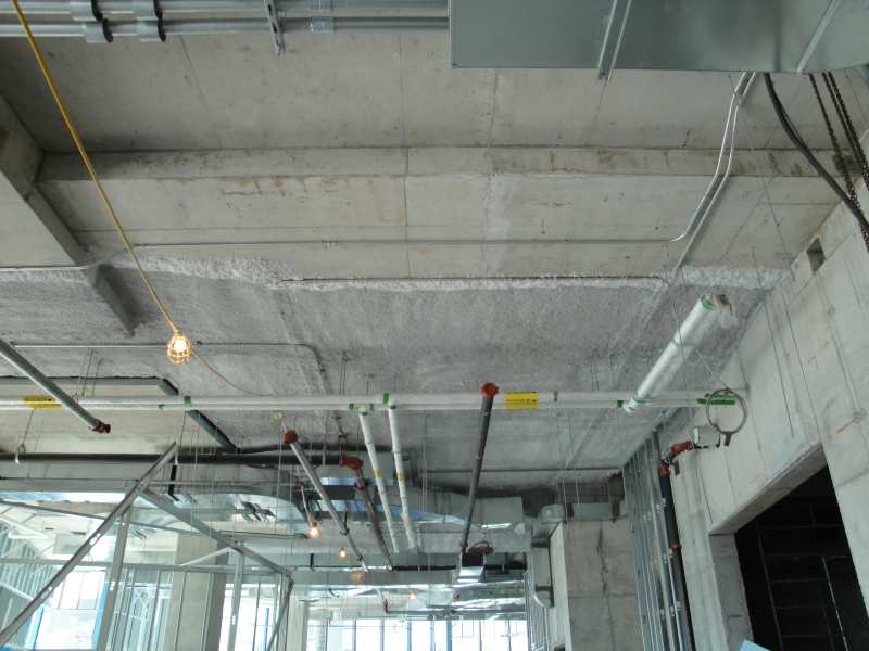 (Cementitious Fireproofing 1)