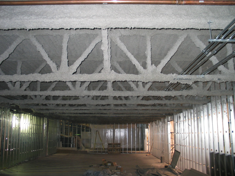 (#1 Cementitious Fireproofing)